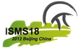 ISMS2012 logo